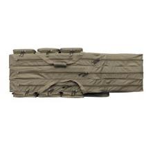 Polstrovaný obal na pruty tříkomorový 110 cm