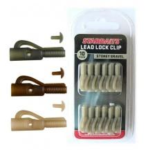 Závěsky na olovo - Lead Lock Clip