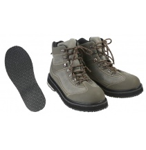Brodící boty s gumovou podrážkou - vel. 45