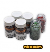 Mikbaits měkké feeder peletky 30ml