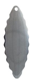 Třpytka - ZIGZAG vel. 1 / 7 g - SILVER