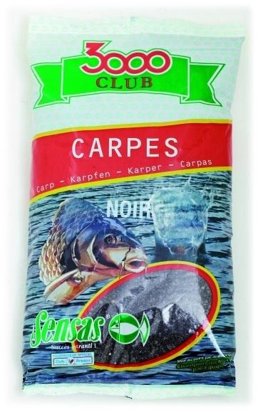 Krmení 3000 Club Carpes Noir (kapr černý) 1kg
