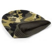 Rybářská čepice maskáčová - zelená