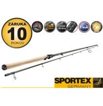 Rybářský prut - SPORTEX - Air Spin Seatrout-dvoudílný