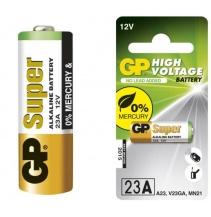 baterka GP 23AE 12V 55 MaH