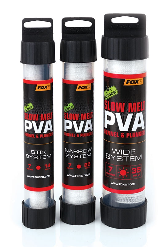 Edges PVA Mesh System