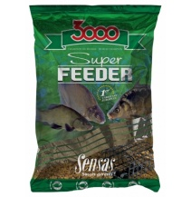 Krmení 3000 Super Feeder Lake Black 1kg