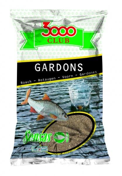Krmení 3000 Club Gardons (plotice) 1kg