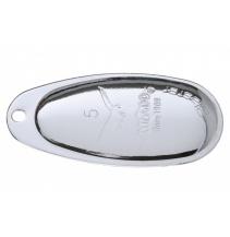 Třpytka - BLASTER vel. 1 SILVER ( stříbro ) / 00  3g