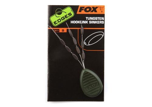 FOX - Stoper EDGES Tungsten Hooklink Sinkers
