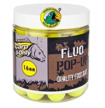Plovoucí boilies CARP ONLY Fluo Yellow 100g