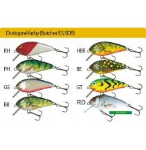 Salmo rybářské woblery butcher BR5S