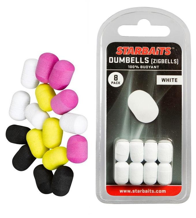Dumbells (plovoucí nástraha) 8ks