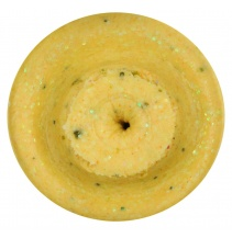 Těsto na pstruhy Berkley Gulp! Natural Scent Garlic 50g Chunky Cheese