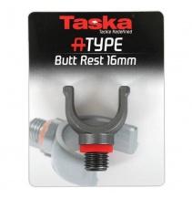Taska A-type range - Klip na prut s dělenou rukojetí 16mm