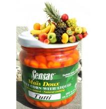 Kukuřice sklenice TUTTI (ovoce) 212ml