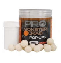 Plovoucí boilies STARBAITS Probiotic Monster Crab 80g