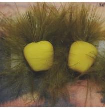 Enterprise kukuřice - Maskované zrnko s háčkem 3ks