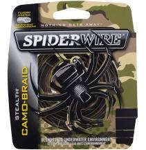 Šňůra Spiderwire Kamufláž 110m