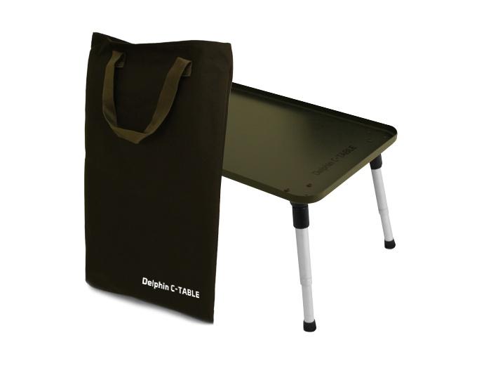 Kaprařský stolík Delphin C-TABLE