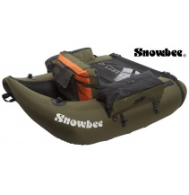 Snowbee Belly Boat Float Tube Kit