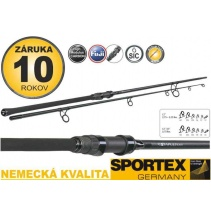 Kaprové pruty Sportex Catapult CS-3 Carp 2-díl 396cm / 3,75lbs