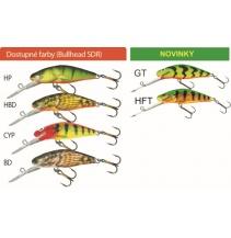 Salmo rybářské woblery BULLHEAD BD4SDR