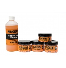 Ringers - Mini Chocolate Wafters oranžová 50g
