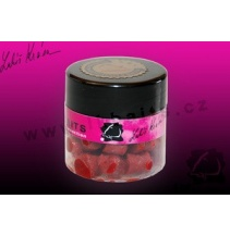 Pellets DIPPED HARD 12mm 150ml WILD STRAWBERRY