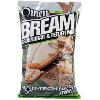 Krmítková směs Omen BREAM Groundbait & Feeder Mix 2kg