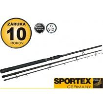 SPORTEX prut - EXCLUSIVE Rapid Float - třídílný