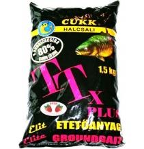 CUKK TTX s kukuřičnou směsí (80%) / 1,5kg