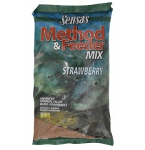 Krmení Method Feeder Strawberry (jahoda) 1kg