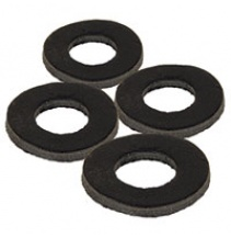 FOX - Kožené podložky Black Label Leather Washers