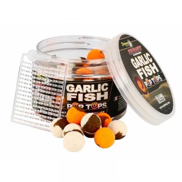 Garlic Fish POP TOPS