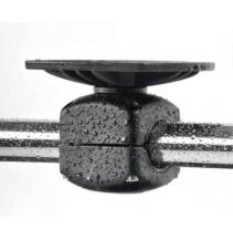 Fixed rail mount - rail clamp