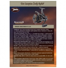 Anaconda naviják PC 52-R : 10000