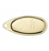 Třpytka - FOCUS vel. 00 GOLD (zlato) / 00