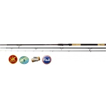 Feeder pruty Black Viper III 4,20m / 120g medium heavy