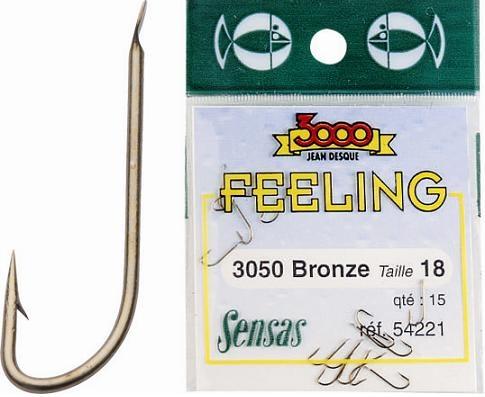 Háčky SENSAS Feeling 3050