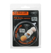 Náhradní PVA SÍŤ (MESH REFILL) 18 mm / 5 m na CÍVCE (1mm oko sítě ) - Rychle rozpustná (FAST MELT = 30-40 sec.)