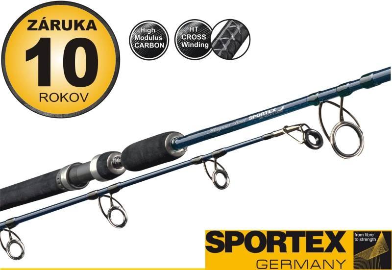 Rybářský prut Sportex - MAGNUS Boat - dvoudílný