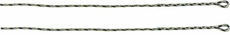 Double looped lead core