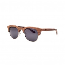 Sluneční Brýle Carpstyle Clubmaster Grey