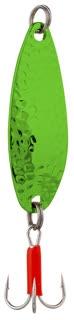 Třpytka - HAMMER vel. 2 / 13 g / 5,5 cm - FLUORESCENT GREEN