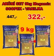 Lorpio Megamix 3kg kapr(scopex Vanilka) 01