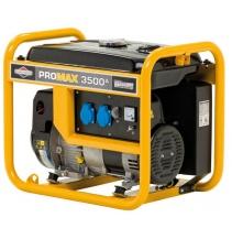 Elektrocentála motorová B&S - Pro Max 3 500 A