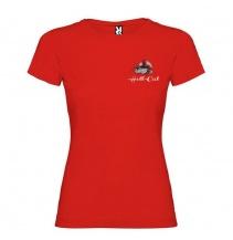 Hell-Cat Dámské tričko Profi červené