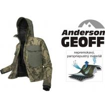Bunda Geoff Anderson - Brodící WS 5 maskáč