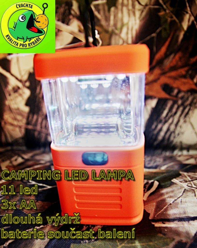 LAMPA CAMPING 11 led